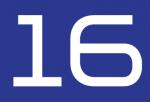 Blue 16 Corner