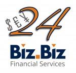"""""""24Biz"""" – 24/7 online financial services"""